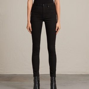 All Saints Stilt Jeans